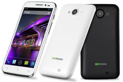 Smartphone giá rẻ màn hình lớn hút khách - 1