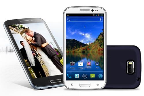 Smartphone giá rẻ màn hình lớn hút khách - 6