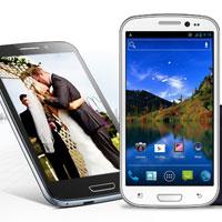 Smartphone giá rẻ màn hình lớn hút khách