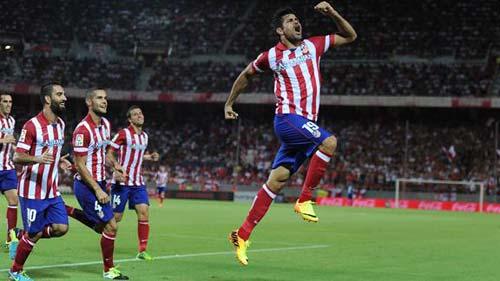 "Atletico – Barca: ""Hung thần"" Messi - 2"