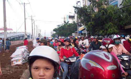 Chùm ảnh vụ cháy tại KCN Pou Yuen - 5