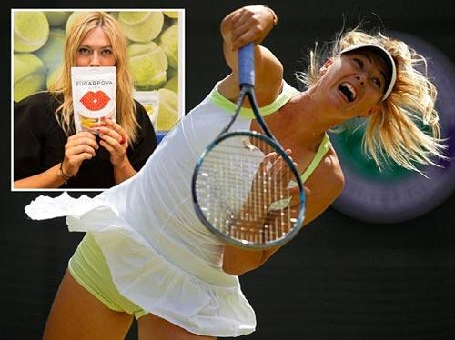 Sharapova hoãn đổi họ thành Sugarpova - 1
