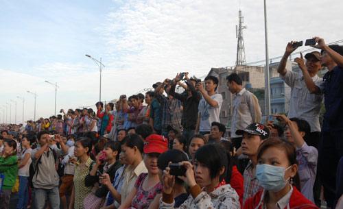 Cháy tại KCN Pou Yuen: Báo cháy chậm - 7