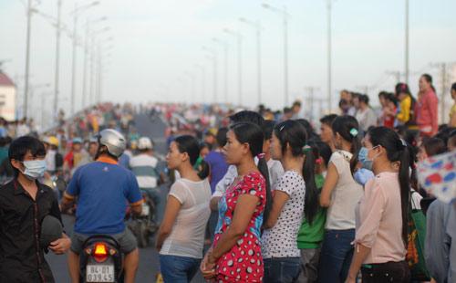 Cháy tại KCN Pou Yuen: Báo cháy chậm - 6