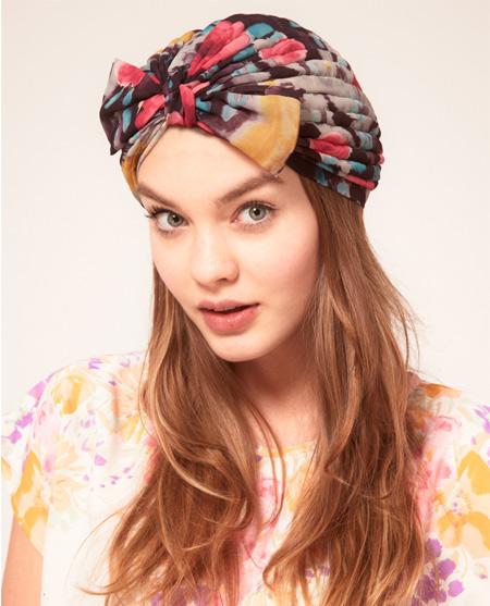 2 cách thắt khăn turban dễ mà sành điệu! - 14