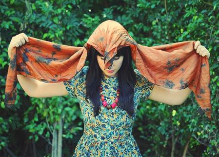 2 cách thắt khăn turban dễ mà sành điệu! - 5