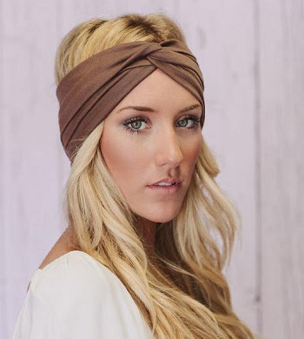 2 cách thắt khăn turban dễ mà sành điệu! - 9