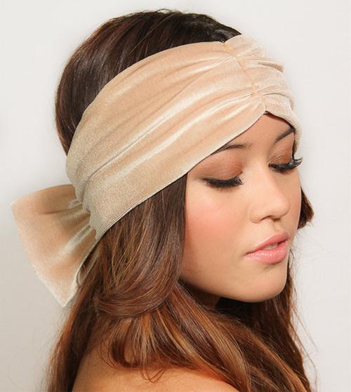 2 cách thắt khăn turban dễ mà sành điệu! - 10