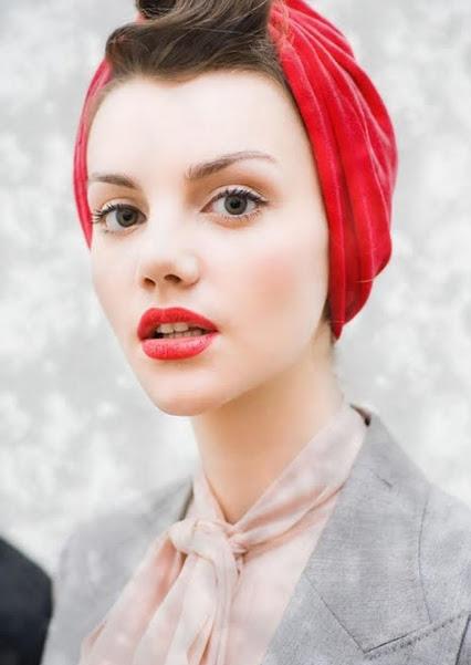 2 cách thắt khăn turban dễ mà sành điệu! - 11