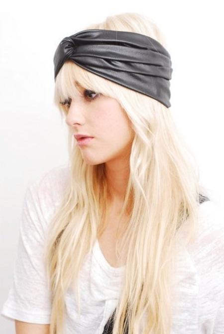 2 cách thắt khăn turban dễ mà sành điệu! - 12