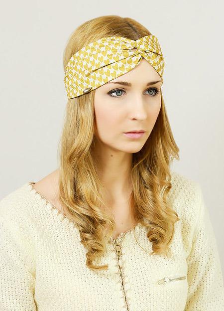 2 cách thắt khăn turban dễ mà sành điệu! - 13