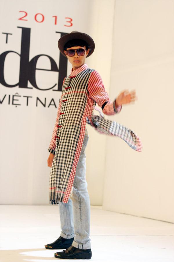 Vietnam's Next Top Model có đất cho gay? - 3