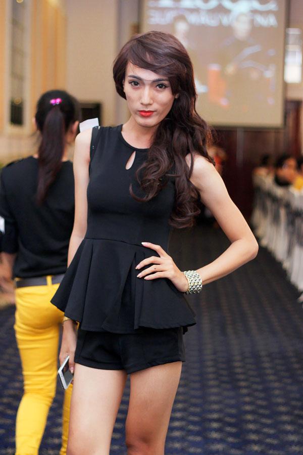 Vietnam's Next Top Model có đất cho gay? - 9