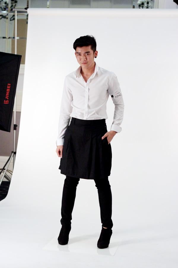 Vietnam's Next Top Model có đất cho gay? - 10