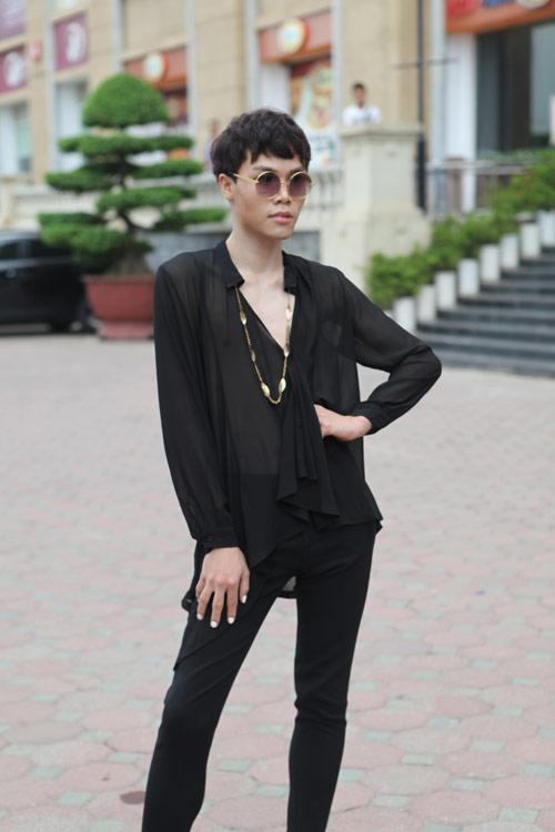 Vietnam's Next Top Model có đất cho gay? - 11