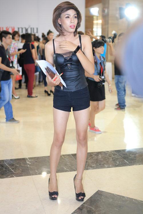 Vietnam's Next Top Model có đất cho gay? - 12
