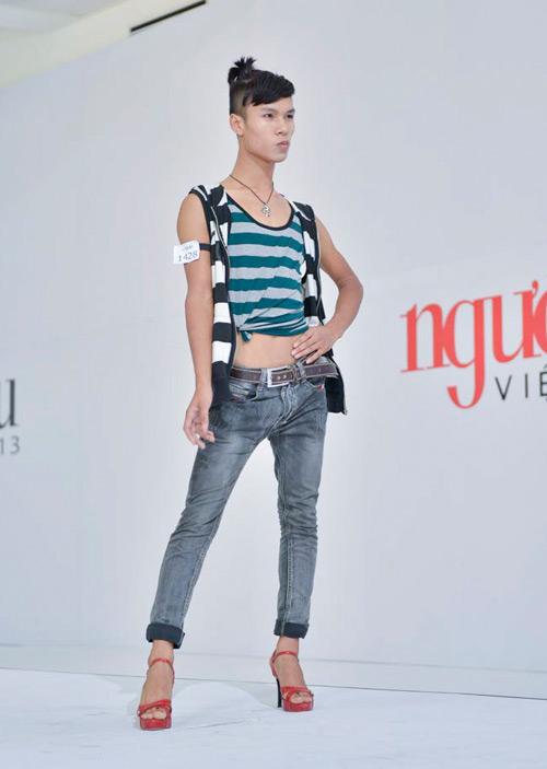 Vietnam's Next Top Model có đất cho gay? - 4