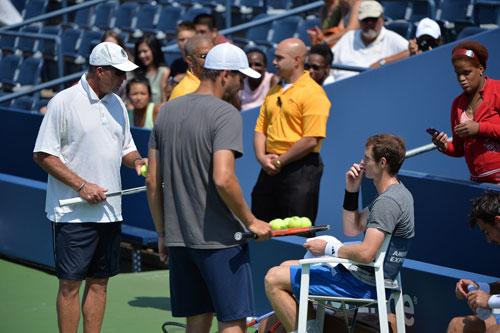 Murray khổ luyện chờ US Open 2013 - 4