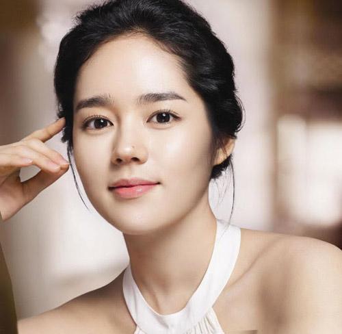 Han Ga In xinh đẹp từ tấm bé - 2