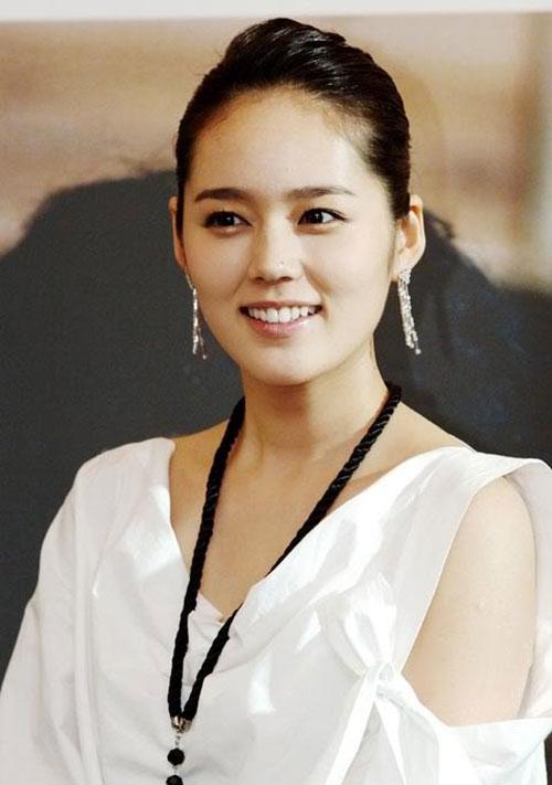 Han Ga In xinh đẹp từ tấm bé - 8