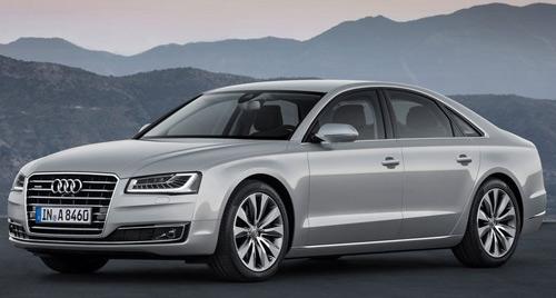 Audi A8 và S8 2014: Xế cho tầng lớp thượng lưu - 1