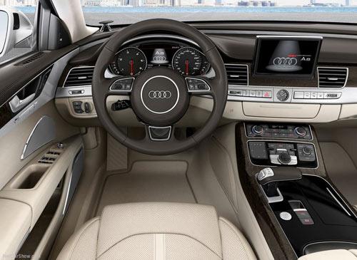 Audi A8 và S8 2014: Xế cho tầng lớp thượng lưu - 6
