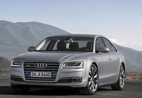 Audi A8 và S8 2014: Xế cho tầng lớp thượng lưu - 7