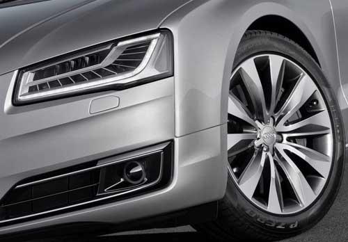 Audi A8 và S8 2014: Xế cho tầng lớp thượng lưu - 10