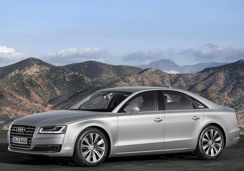 Audi A8 và S8 2014: Xế cho tầng lớp thượng lưu - 3