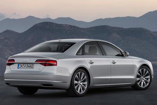 Audi A8 và S8 2014: Xế cho tầng lớp thượng lưu - 4