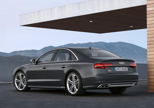 Audi A8 và S8 2014: Xế cho tầng lớp thượng lưu - 11