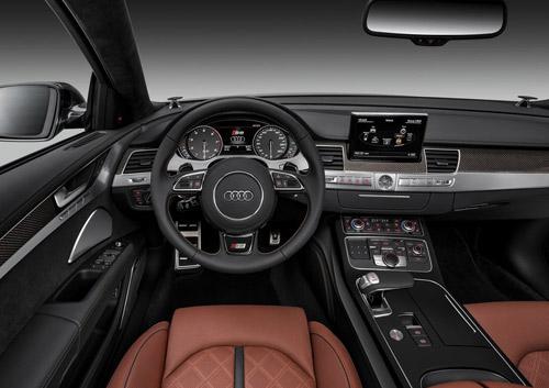 Audi A8 và S8 2014: Xế cho tầng lớp thượng lưu - 12