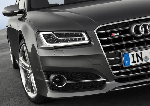 Audi A8 và S8 2014: Xế cho tầng lớp thượng lưu - 14