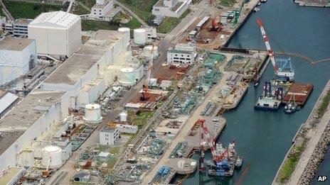 Nhật: 300 tấn nước nhiễm xạ bị rò rỉ ra ngoài - 1