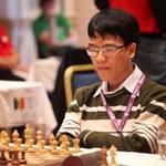 Thể thao - Quang Liêm chia điểm với nhà vô địch thế giới