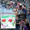 Sài Gòn: Lên chùa cầu phúc cho cha mẹ