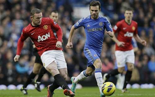 MU muốn đổi Rooney lấy Mata - 1