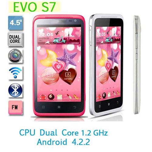 EVO S7 Smartphone dành cho teen - 3