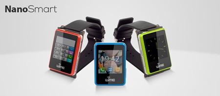 NANO Smart - Đồng hồ kết hợp điện thoại thông minh - 1