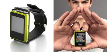 NANO Smart - Đồng hồ kết hợp điện thoại thông minh - 2