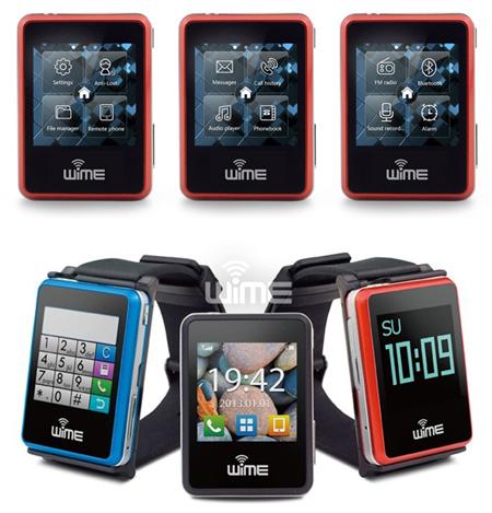 NANO Smart - Đồng hồ kết hợp điện thoại thông minh - 4