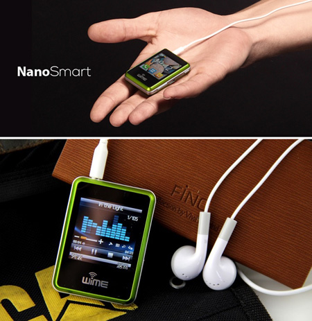 NANO Smart - Đồng hồ kết hợp điện thoại thông minh - 5
