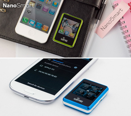 NANO Smart - Đồng hồ kết hợp điện thoại thông minh - 6
