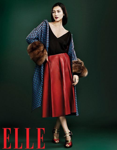 Ngắm áo khoác ấm cho mùa đông 2013 - 10