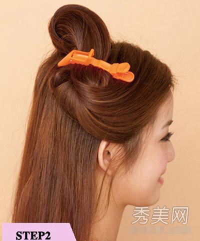 Gợi ý 3 kiểu biến tấu cho mái tóc dài - 4