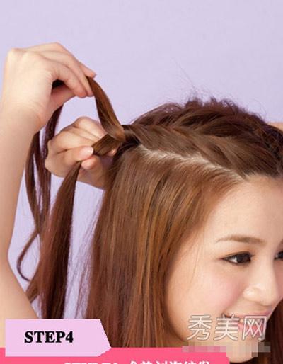 Gợi ý 3 kiểu biến tấu cho mái tóc dài - 6