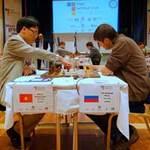 Thể thao - Quang Liêm và nhà vô địch thế giới đấu cờ nhanh phân định thắng bại