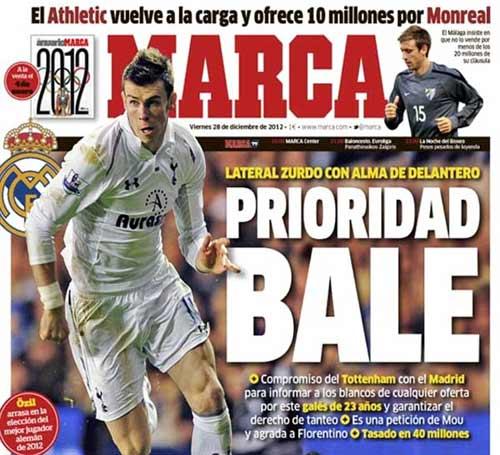 """Mua Bale là một """"trò hề"""" của Madrid? - 1"""