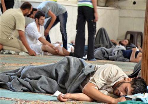 Nga: Vụ tấn công hóa học ở Syria là sắp đặt - 2