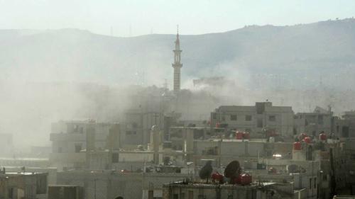 Nga: Vụ tấn công hóa học ở Syria là sắp đặt - 1